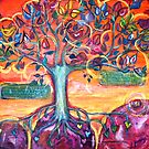 Tree of Life by Lorna Gerard