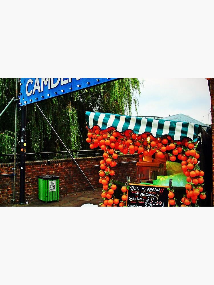 Camden Lock Market London NW1 England by AndyEvansPhotos