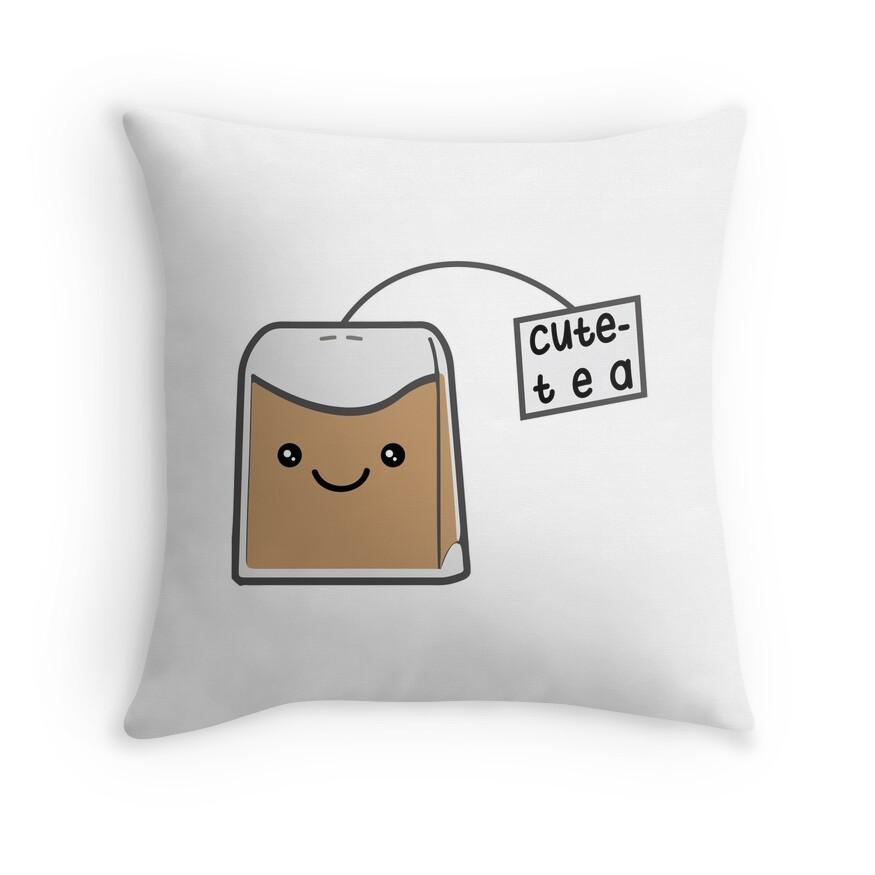 Cute Pillow Puns :