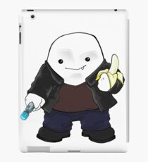 Adipose as the 9th Doctor iPad Case/Skin