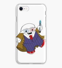 Adipose as the 10th Doctor iPhone Case/Skin
