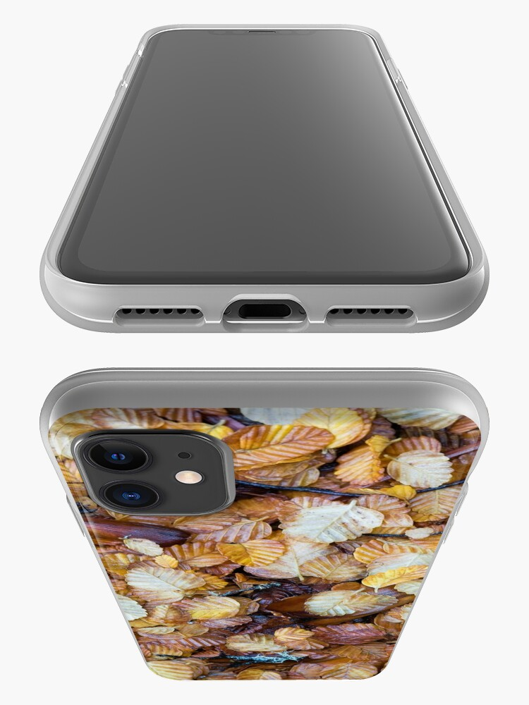 Alternate view of Forest floor iPhone Case & Cover