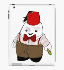 Adipose as the 11th Doctor iPad Case/Skin