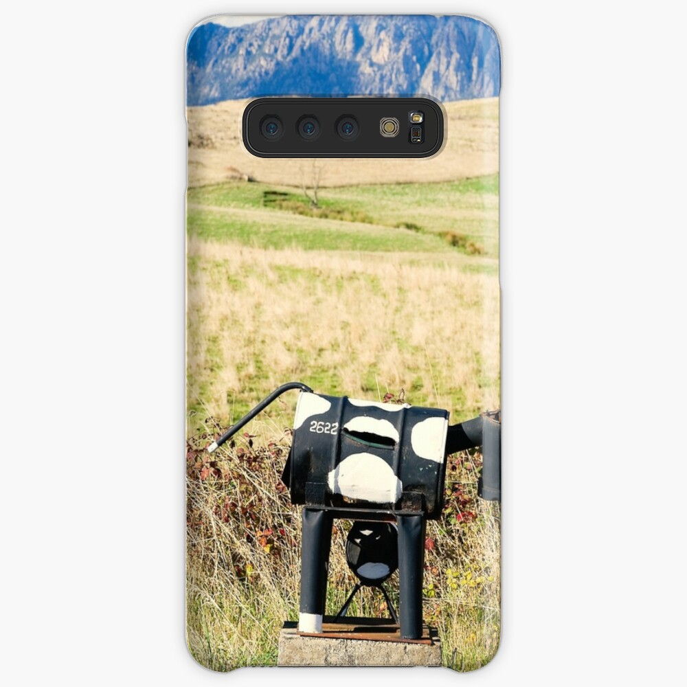 Wilmot letterboxes horizontal Case & Skin for Samsung Galaxy