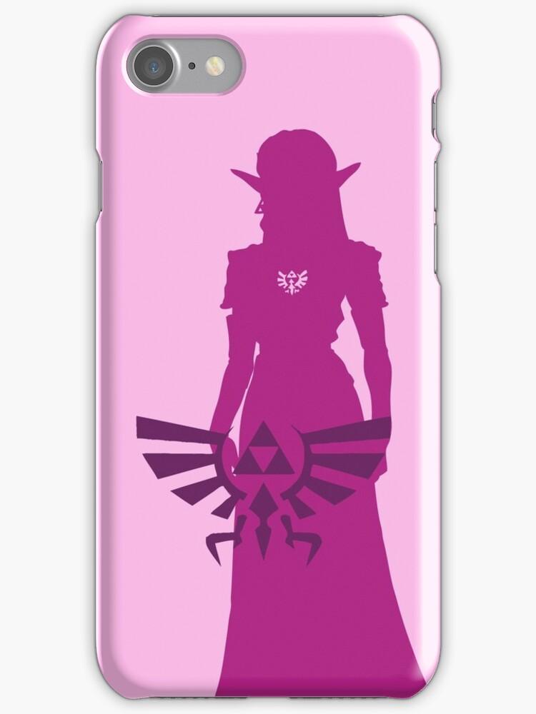 Princess Zelda by IamSare
