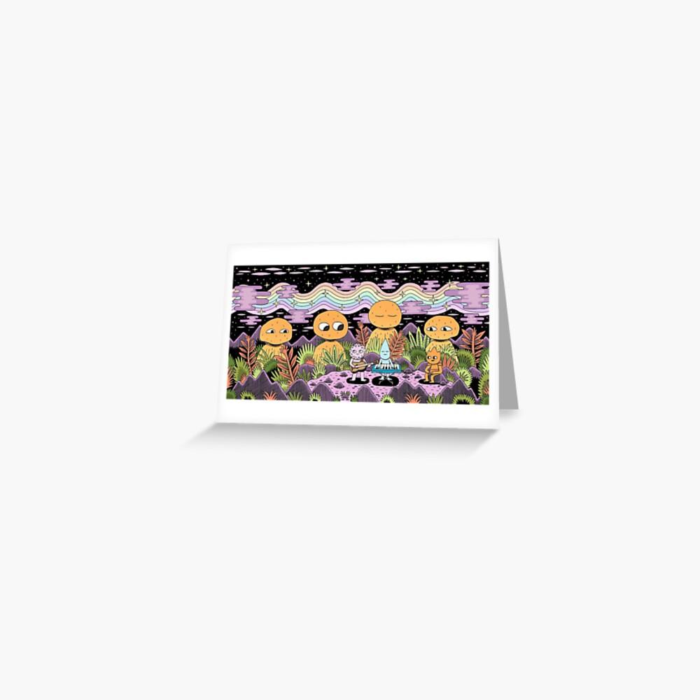 Spectrum Greeting Card