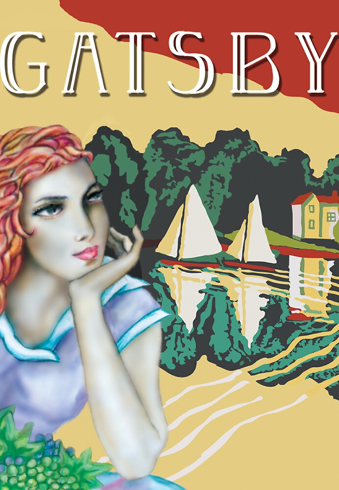 The Great Gatsby by robertemerald
