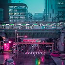 Neo Tokyo Metropolis by Guillaume Marcotte