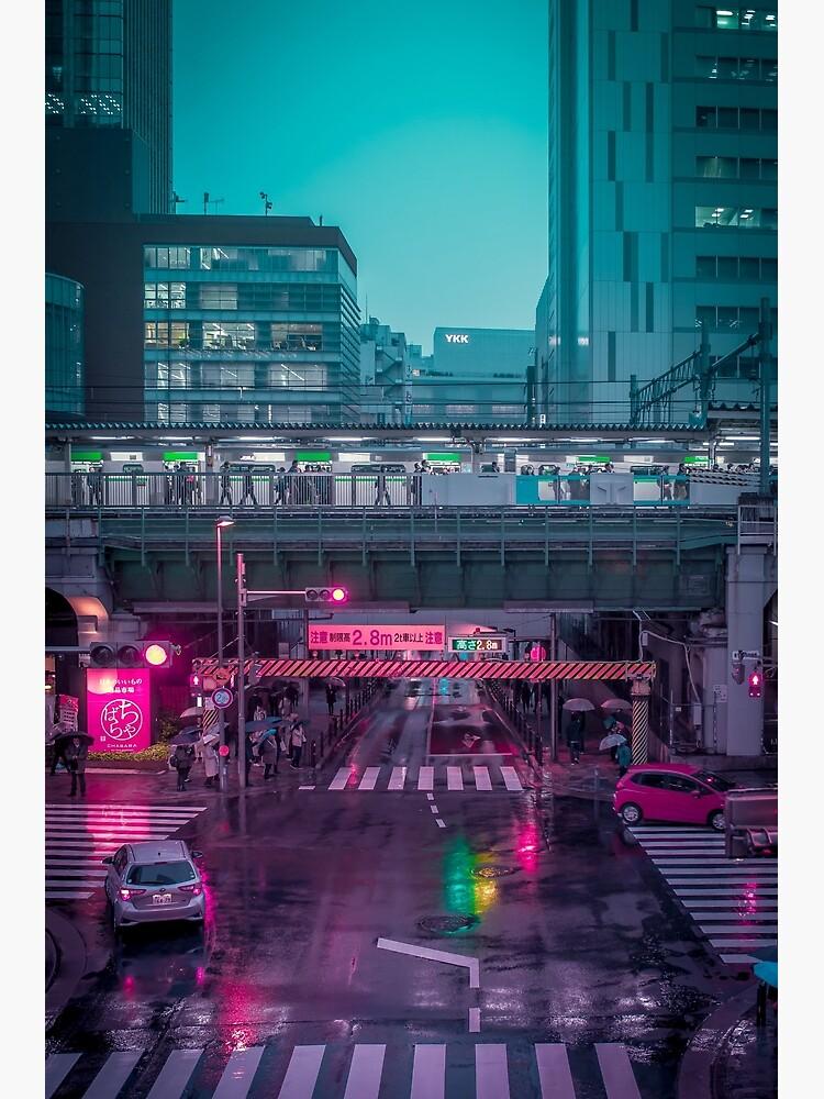 Neo Tokyo Metropolis by TokyoLuv