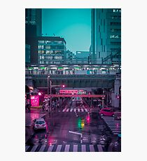 Neo Tokyo Metropolis Fotodruck
