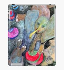 Dumb Elephant Tricks iPad Case/Skin
