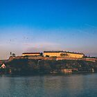 Petrovaradin Fortress by Milan Surbatovic