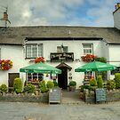 The Kings Arms,Hawkshead by Jamie  Green