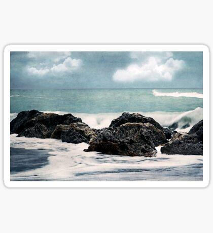 Caspersen Beach Sticker