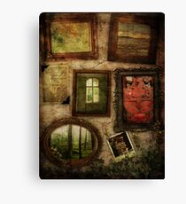 Chambers Of My Heart Canvas Print