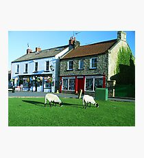 Aidensfield - Heartbeat TV Show (Goathland) Yorkshire Photographic Print