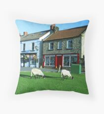 Aidensfield - Heartbeat TV Show (Goathland) Yorkshire Throw Pillow