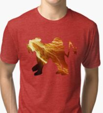 Raikou used thunder Tri-blend T-Shirt