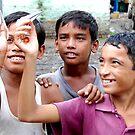 Playing kids by JYOTIRMOY Portfolio Photographer