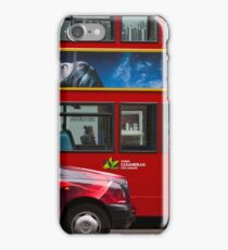 Oxford Street Transport iPhone Case/Skin
