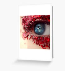 Reflection of Love Greeting Card
