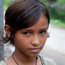The little girl  by JYOTIRMOY Portfolio Photographer