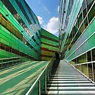 Colorful walls (4) by Marjolein Katsma