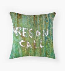 No REASON? Throw Pillow