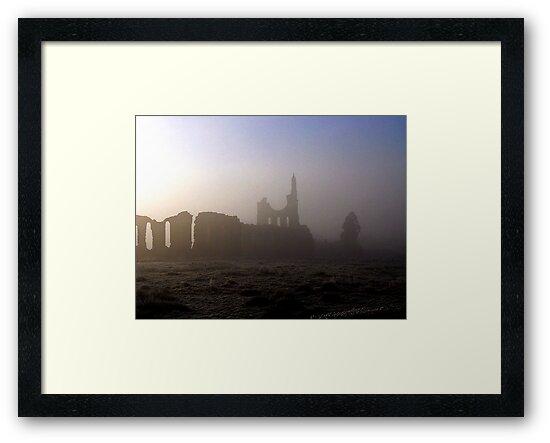Through the Mist by Trevor Kersley