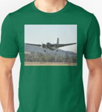 Hunter Valley Airshow 2015 Airshow - Caribou Take-off T-Shirt