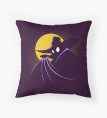 The Terror that Flaps in the Night Throw Pillow