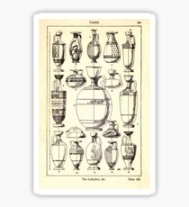 A Handbook Of Ornament With Three Hundred Plates Franz Sales Meyer 1896 0347 Vases Lekythos Sticker