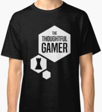 New TTG Logo (Black Letters) Classic T-Shirt