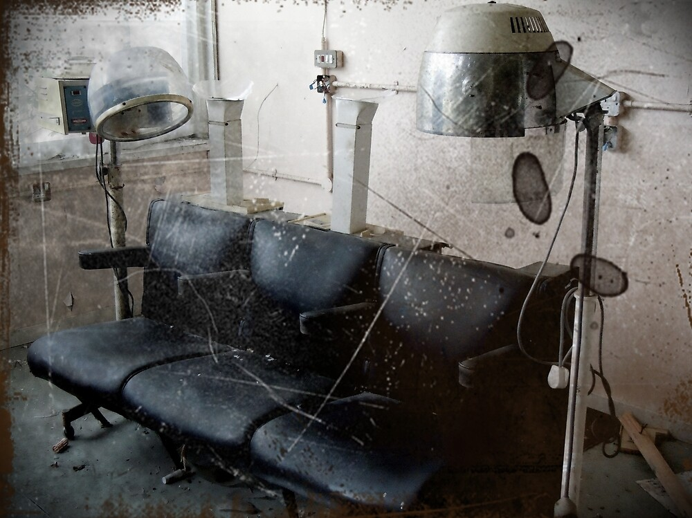 They Say It's Important to Care About How You Look ~ West Park Asylum by Josephine Pugh
