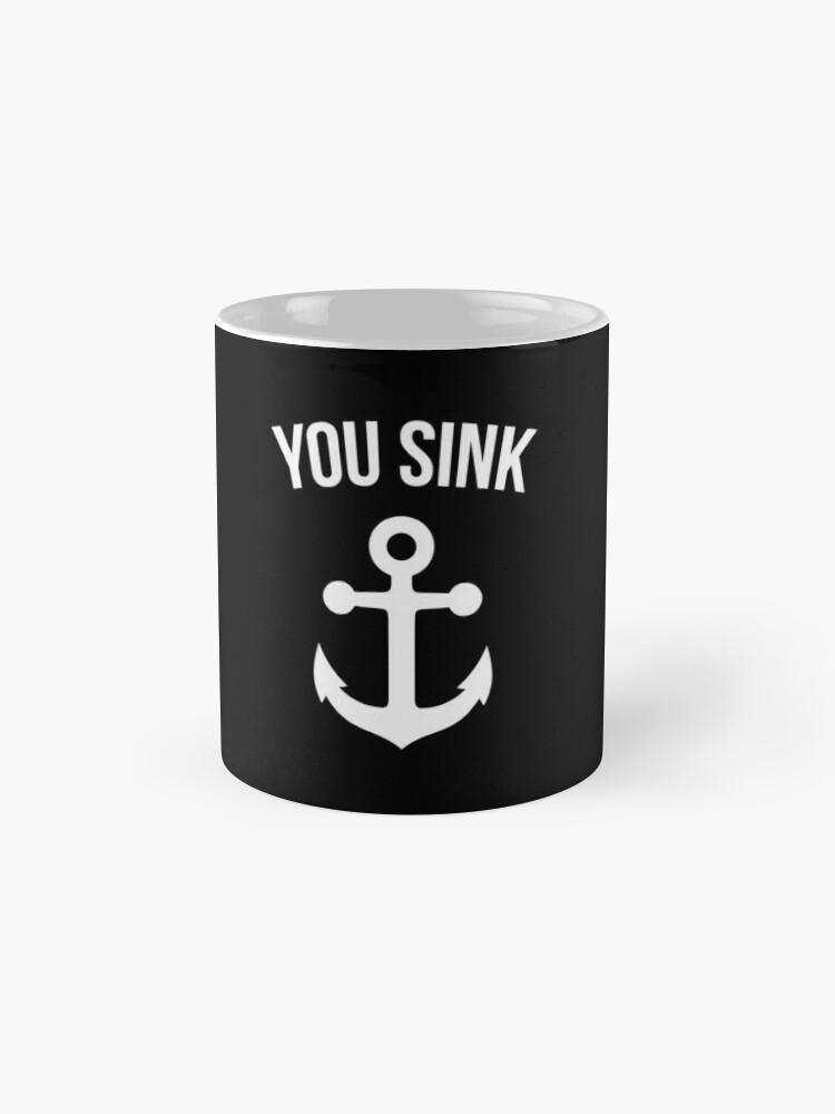Alternative Ansicht von Best Friends I will never let you sink Anchor Part 3 Tassen