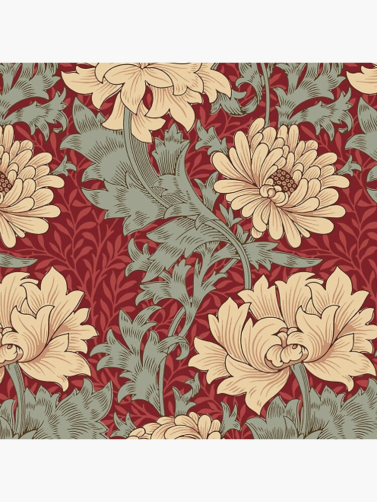 WILLIAM MORRIS DETAIL  1055 by tomb42