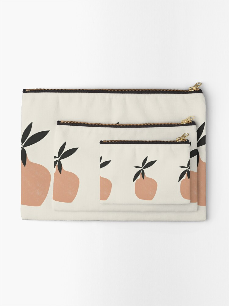 Alternate view of Plant lovers dream Zipper Pouch