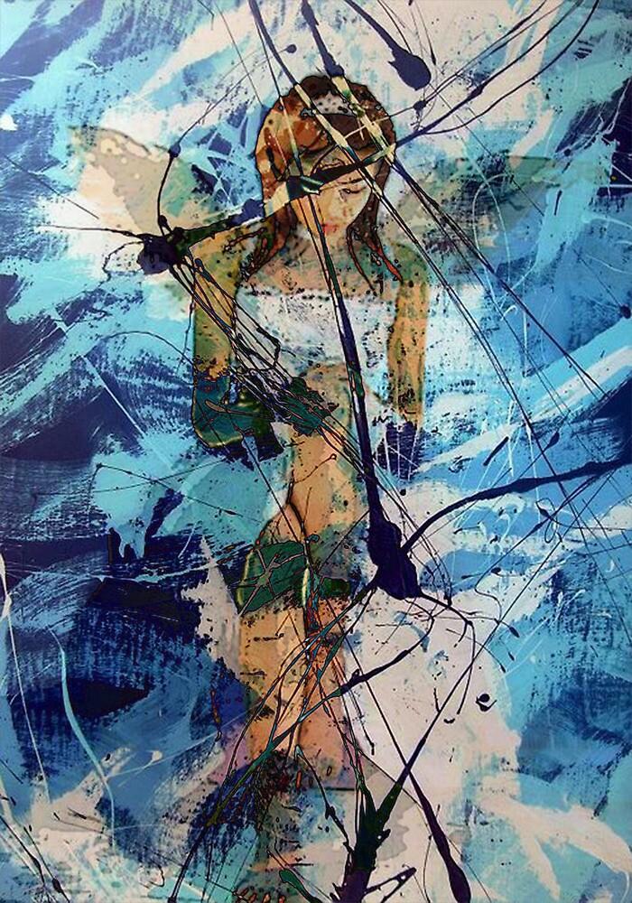 BLUE ANGEL by Tammera