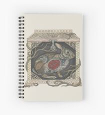 The Phylactery of Koschei the Deathless Spiral Notebook