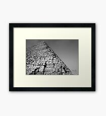 A World Wonder Framed Print
