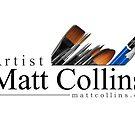 Artist Matt Collins by MattCollinsArt