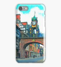 Chester Clock Tower iPhone Case/Skin