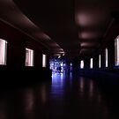 Tunnel to Trasa W-Z by Lukasz Godlewski