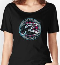 Dragon Racing Women's Relaxed Fit T-Shirt