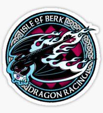 Dragon Racing Sticker