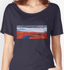Tory Island Panorama Women's Relaxed Fit T-Shirt