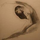 Figure study by Zeb Shaffer
