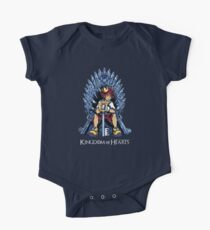 Kingdom of Hearts One Piece - Short Sleeve