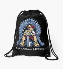 Kingdom of Hearts Drawstring Bag