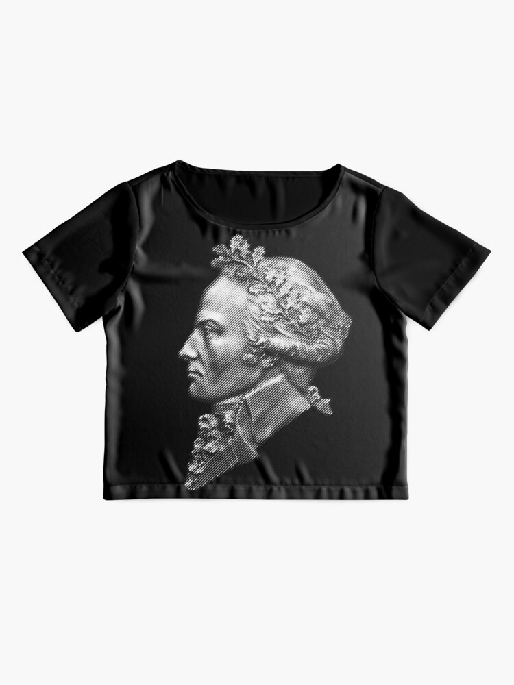 Alternate view of Maximilien  Robespierre  Chiffon Top